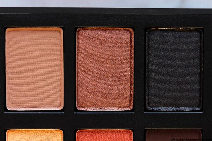 Loaded Eyeshadow Palette NARS Swatch 4