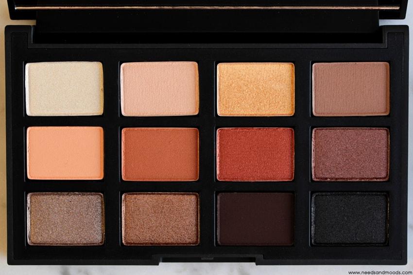 Loaded Eyeshadow Palette NARS fards