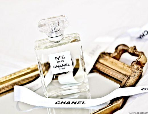 N5 L Eau Chanel