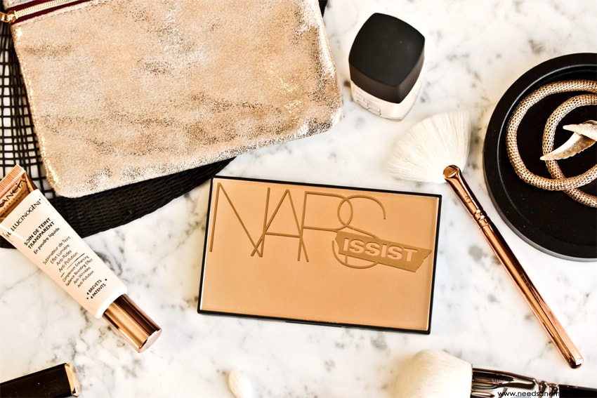 NARS palette maquillage yeux