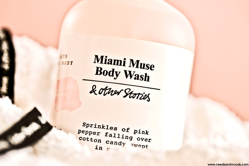 & Other Stories body wash miami muse