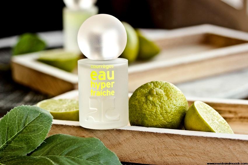 courreges eau hyper fraiche fragrance