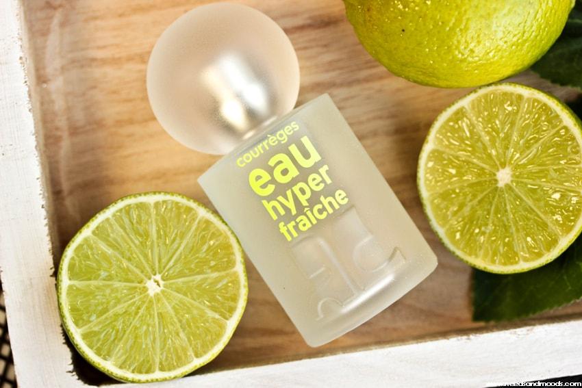 courreges eau hyper fraiche parfum