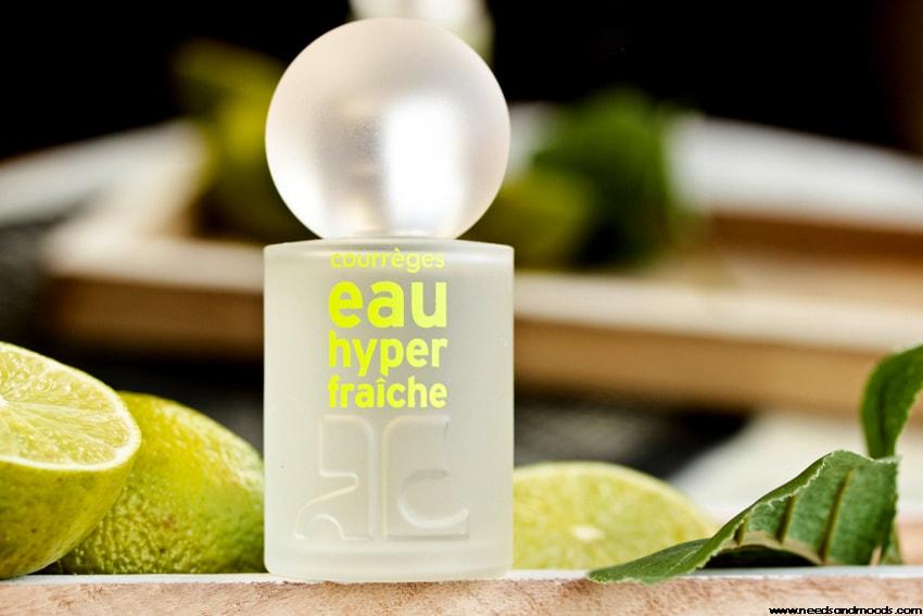 courreges parfum eau hyper fraiche