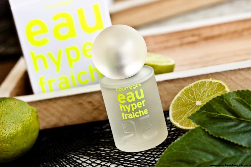 eau hyper fraiche