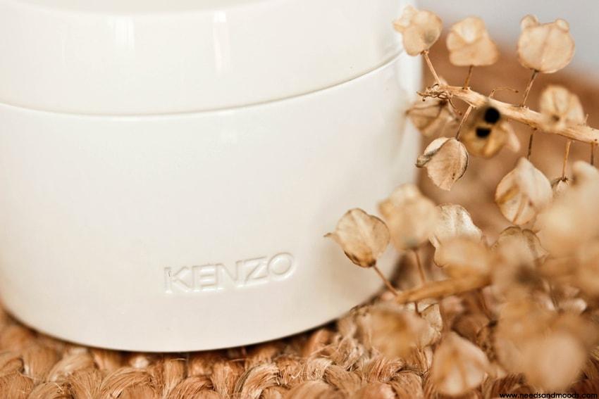 kenzo soin visage lotus
