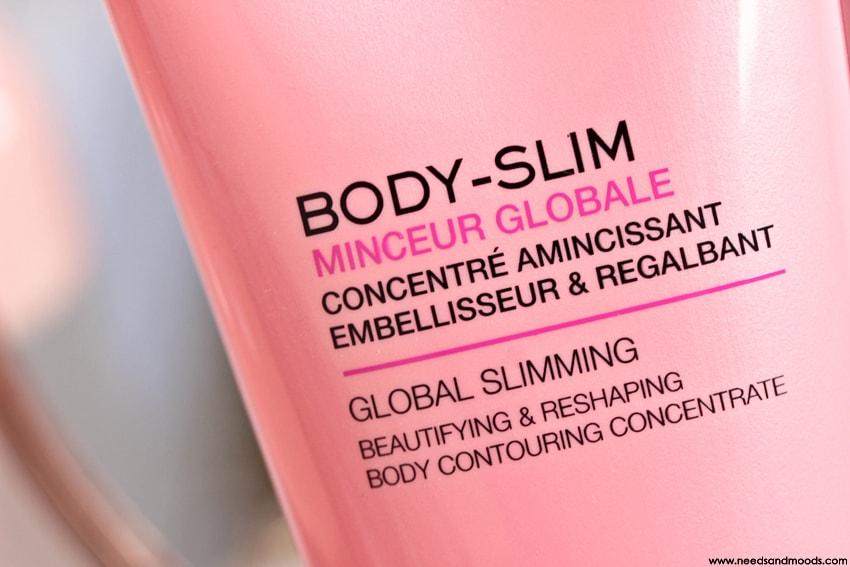 lierac body slim minceur globale concentre amincissant