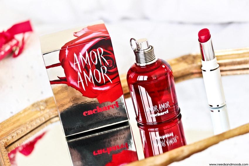 amor amor cacharel parfum