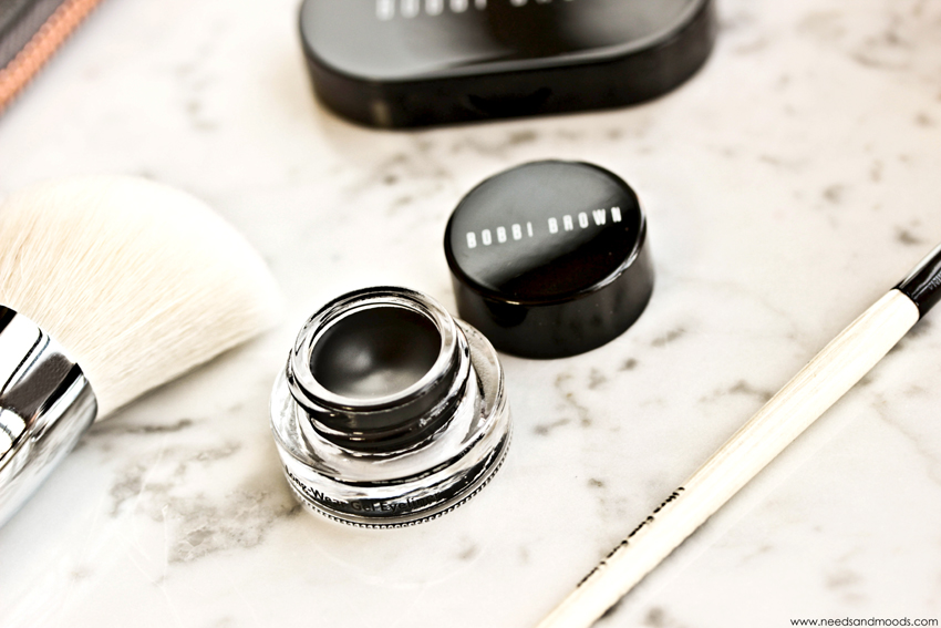 bobbi brown gel eyeliner longue tenue