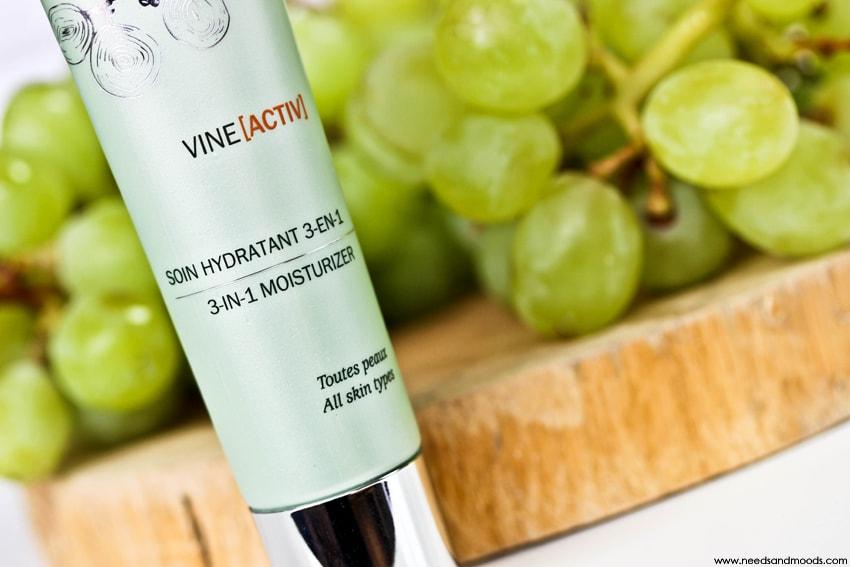 caudalie soin hydratant vine activ