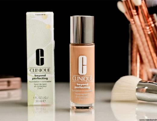 clinique beyond perfecting