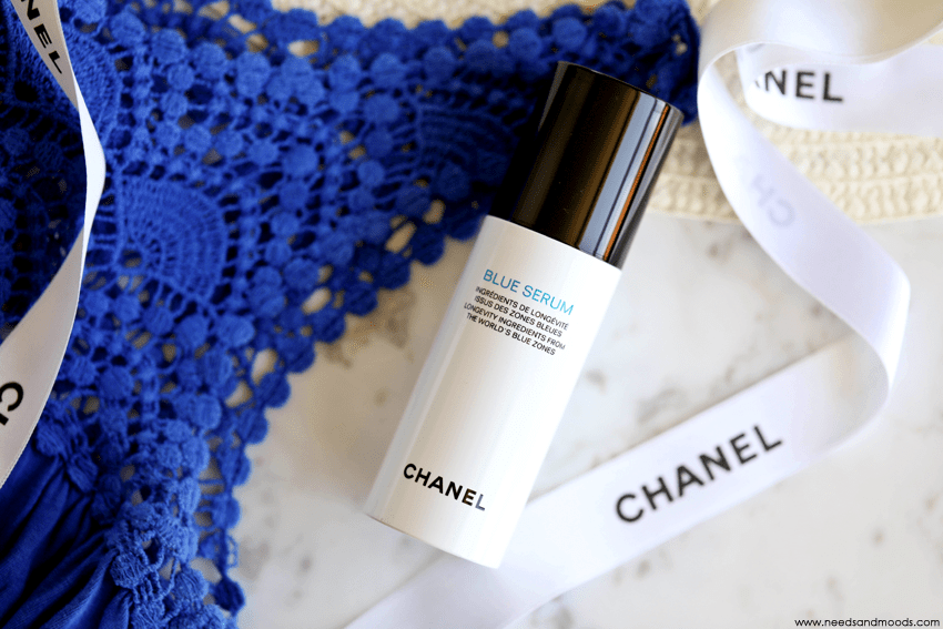 avis blue serum chanel