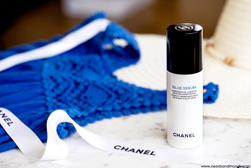 blue serum