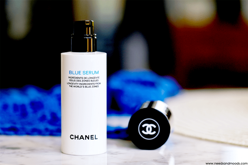 chanel blue serum avis