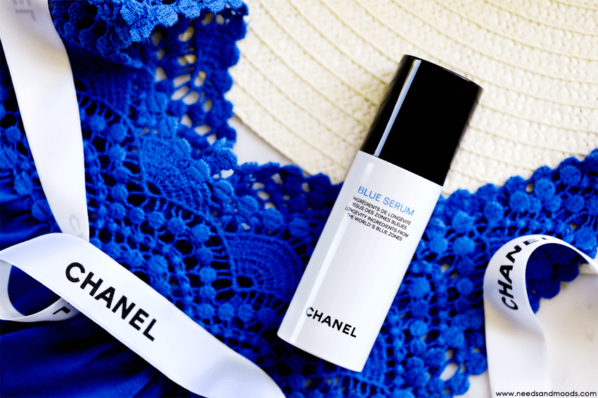 chanel serum blue serum