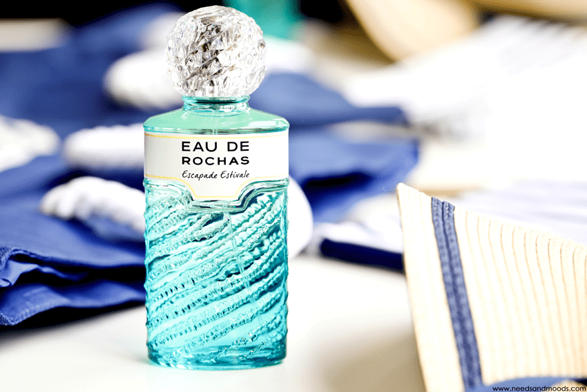 eau de rochas escapade estivale parfum