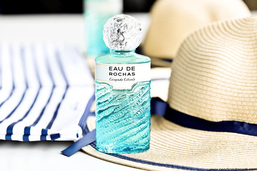eau rochas escapade estivale parfum
