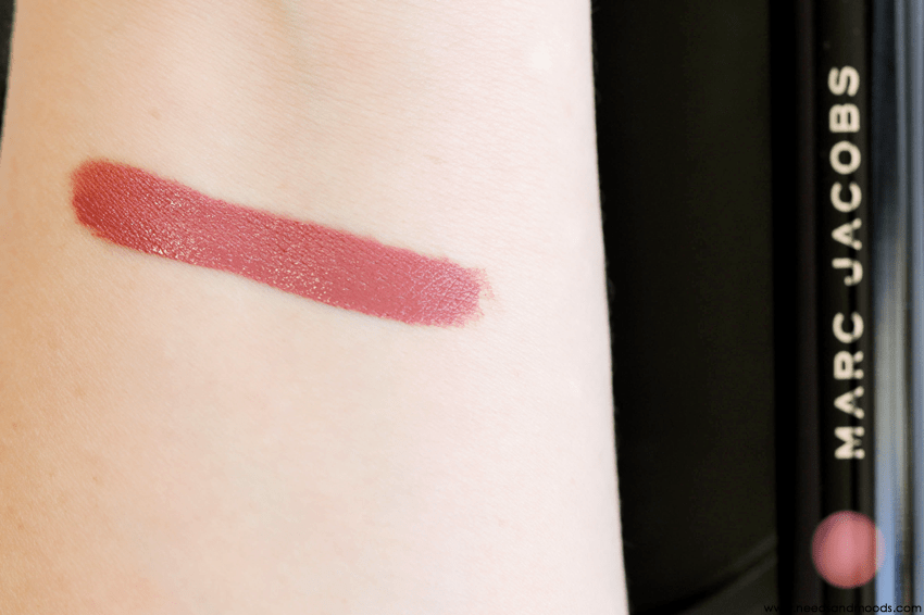 le marc slow burn swatch