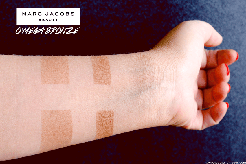 marc jacobs omega bronze swatch