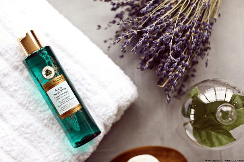 sanoflore aqua magnifica essence botanique