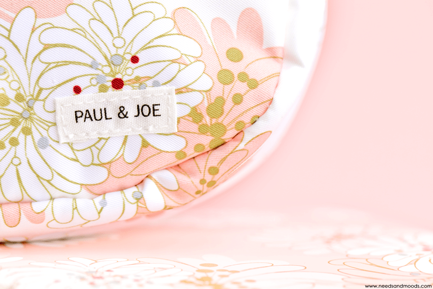 trousse maquillage paul & joe