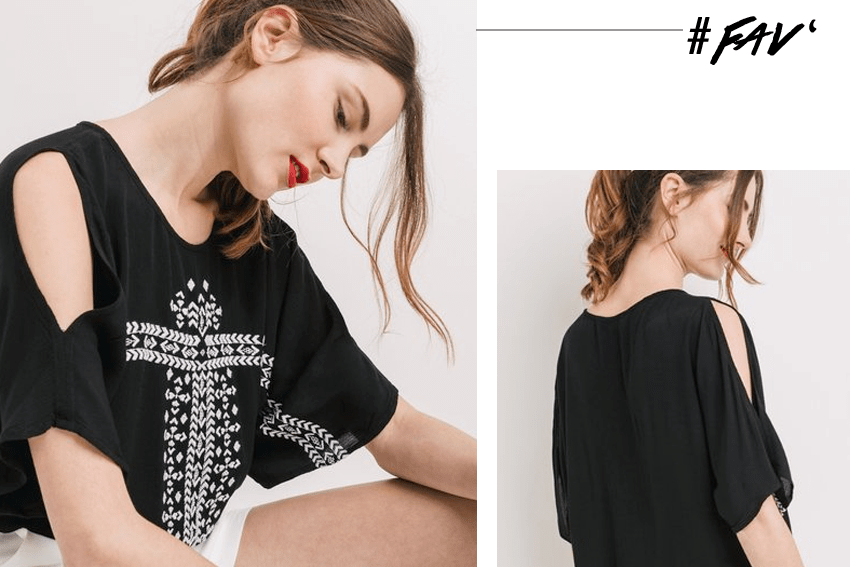 blouse brodee boheme
