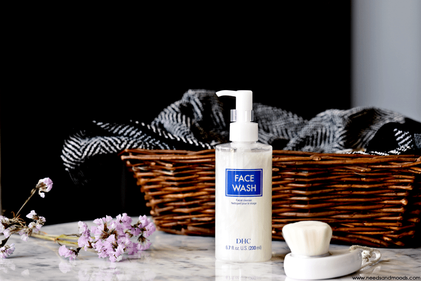 face wash dhc avis