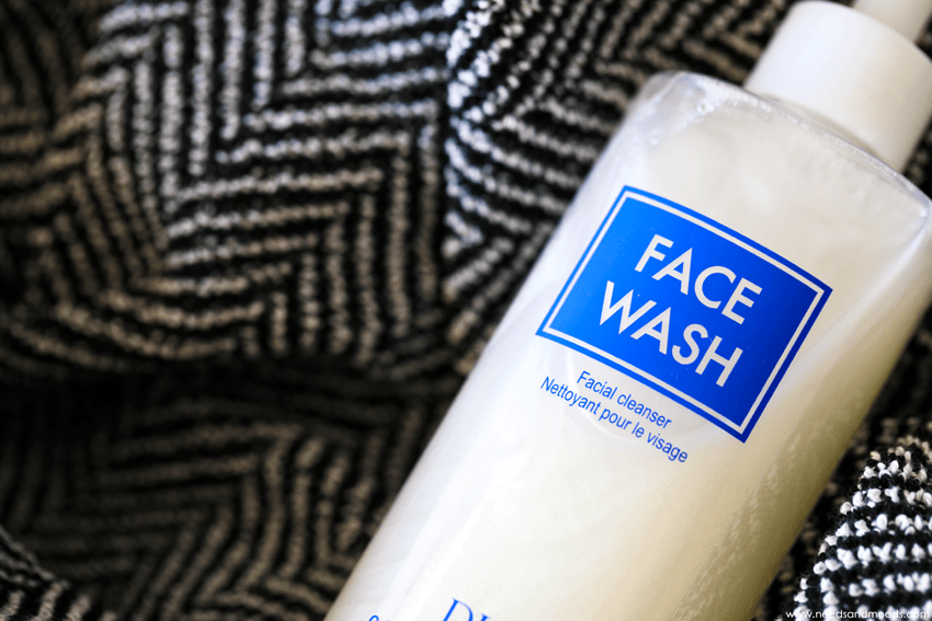 face wash dhc