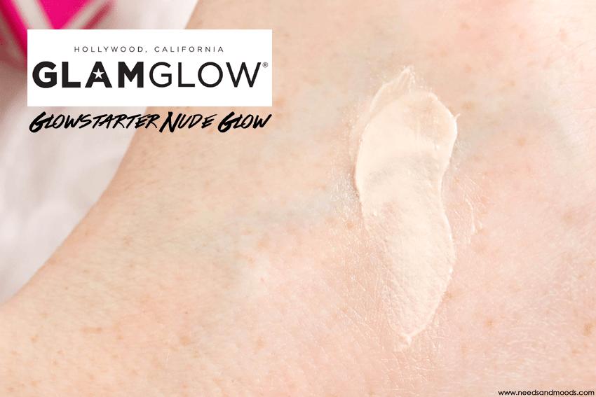 glamglow glowstarter nude glow swatch 1