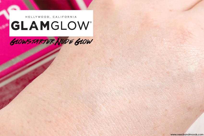 glamglow glowstarter nude glow swatch 2