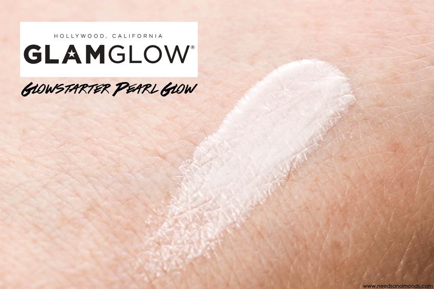 glamglow glowstarter pearl glow swatch 1