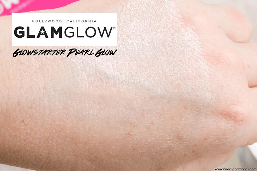glamglow glowstarter pearl glow swatch 2