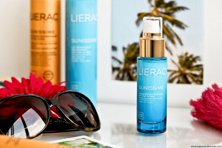 lierac serum reparateur sos