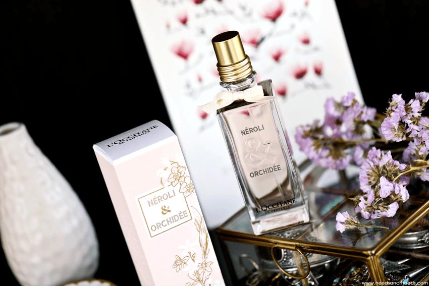 loccitane parfum neroli et orchidee