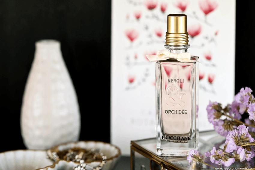 loccitane parfum neroli orchidee avis