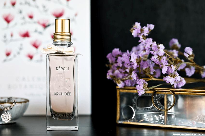 loccitane parfum neroli orchidee