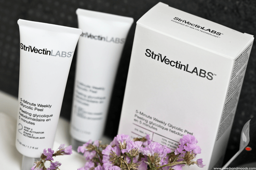 strivectin labs peeling glycolique