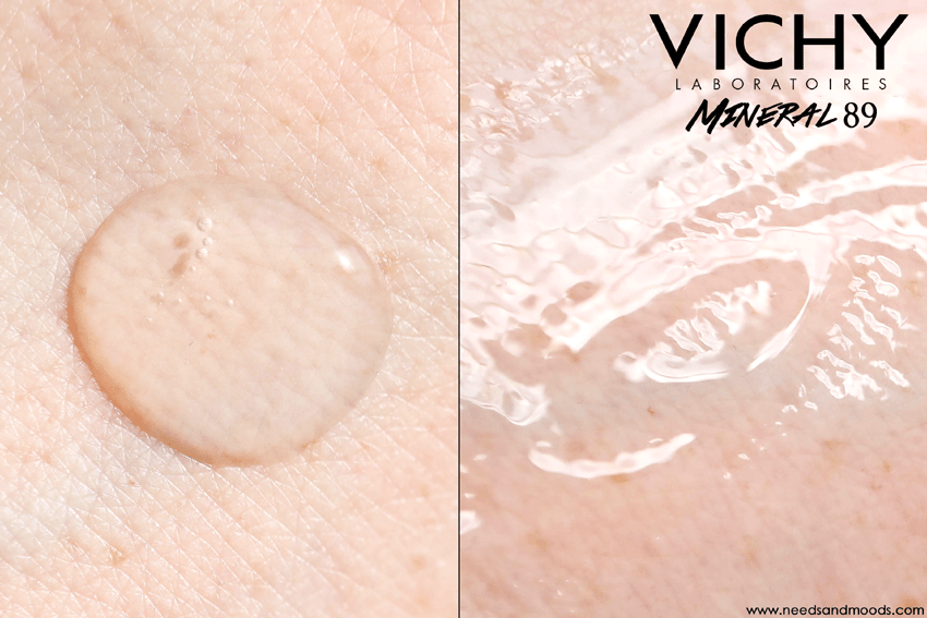 vichy mineral 89 test