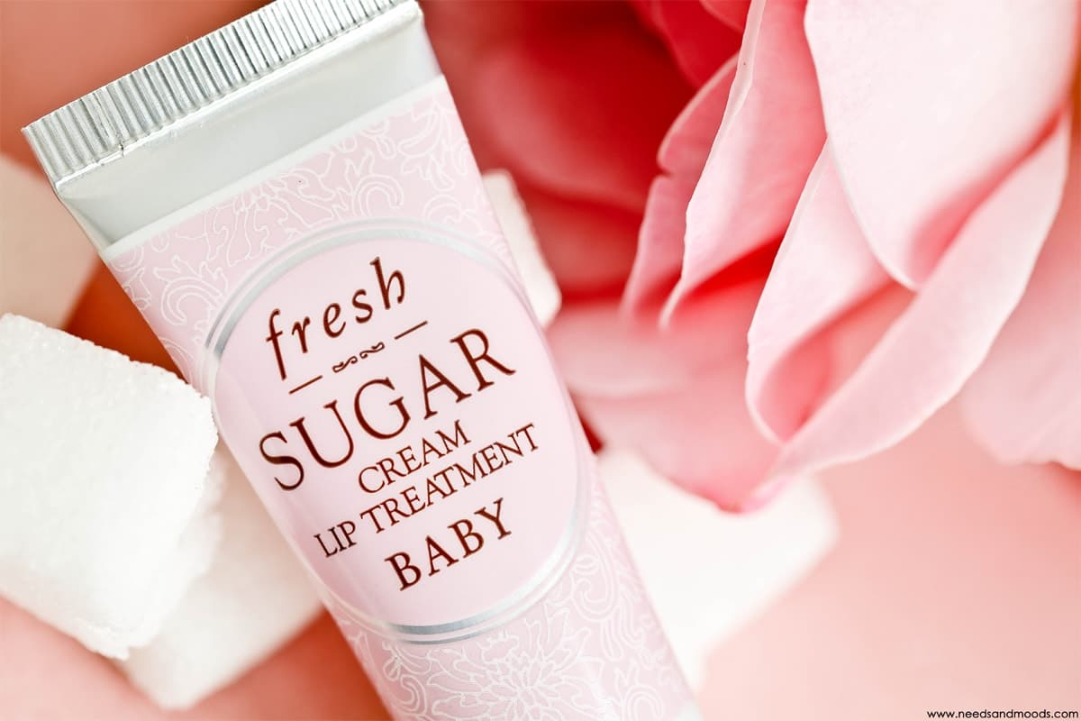 Sugar Cream Lip Treatment Fresh Beauty