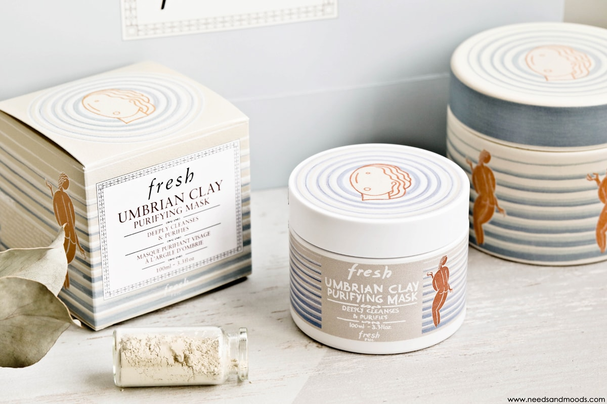 Umbrian Clay Purifying Mask Fresh Beauty