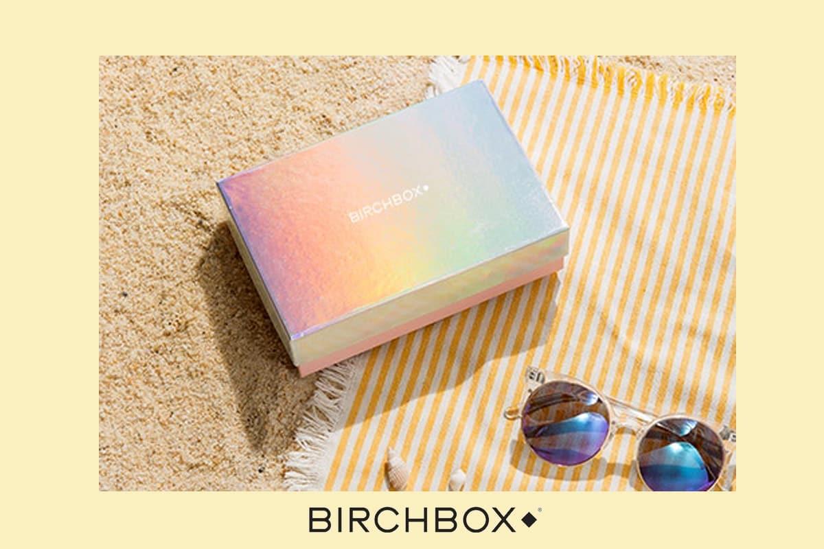 birchbox aout 2017