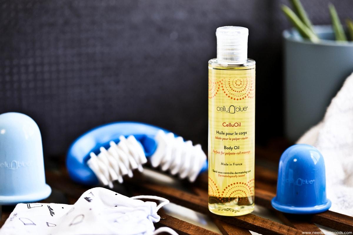 cellublue huile ventouse