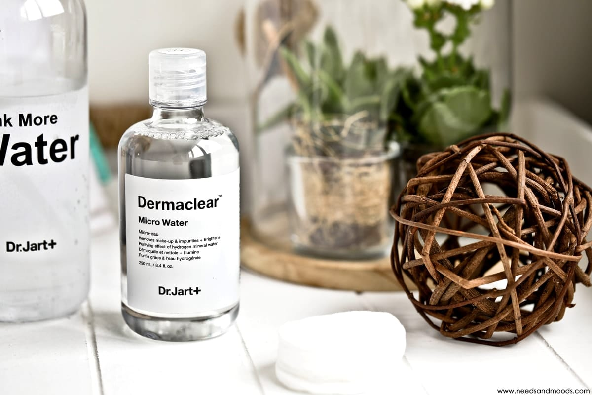 dermaclear micro water dr jart