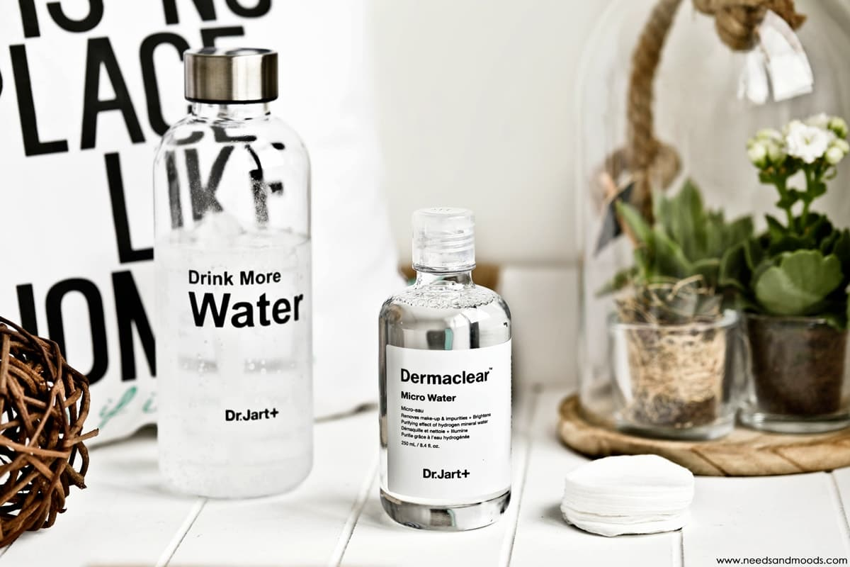 dr jart dermaclear micro water