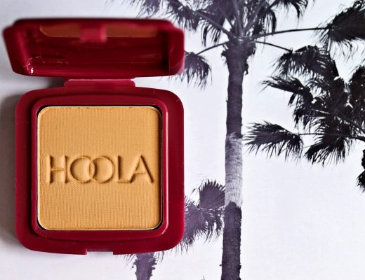 glossybox juillet aout 2017 hoola benefit