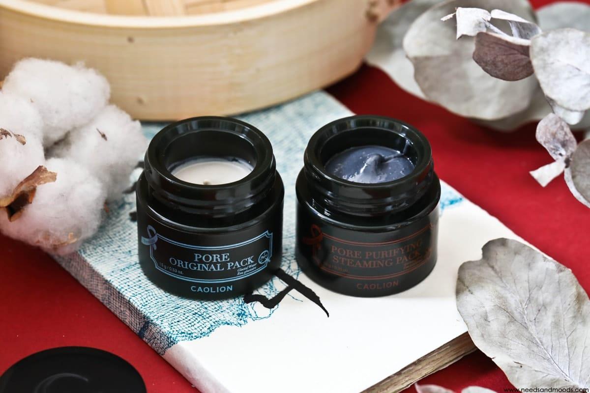 caolion Duo Premium Masques Pores Chaud Froid