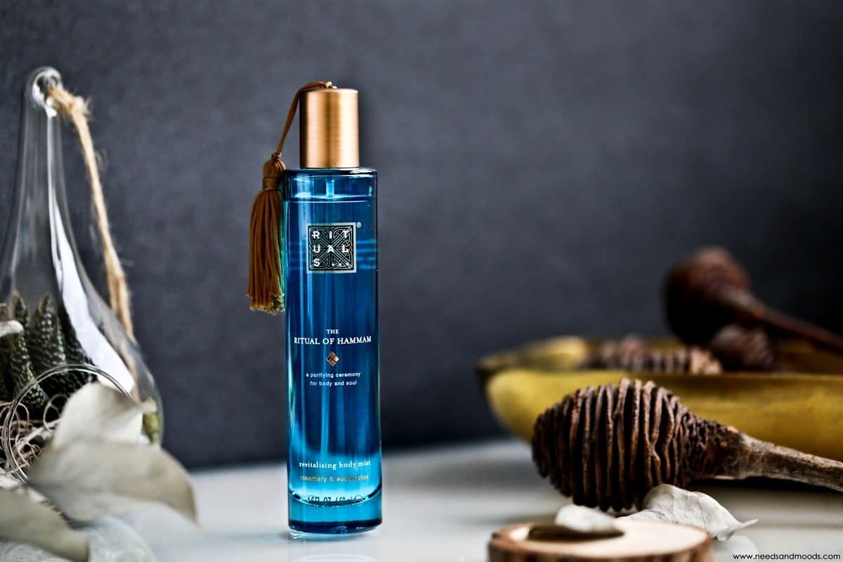 rituals hammam brume parfumee