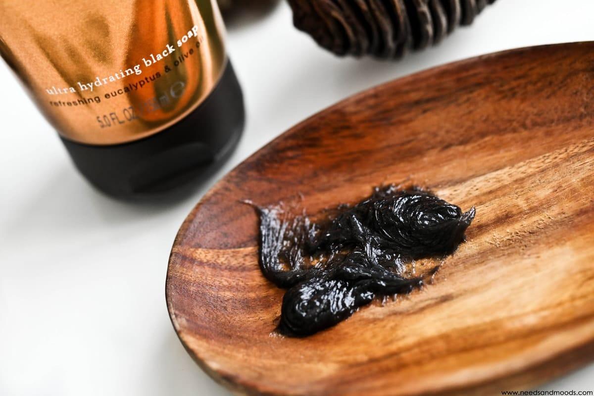 rituals ritual of hammam savon noir
