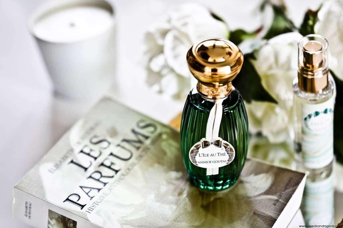 annick goutal ile au the parfum
