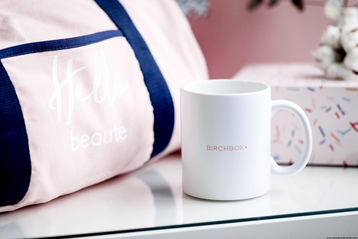 birchbox mug hello beaute